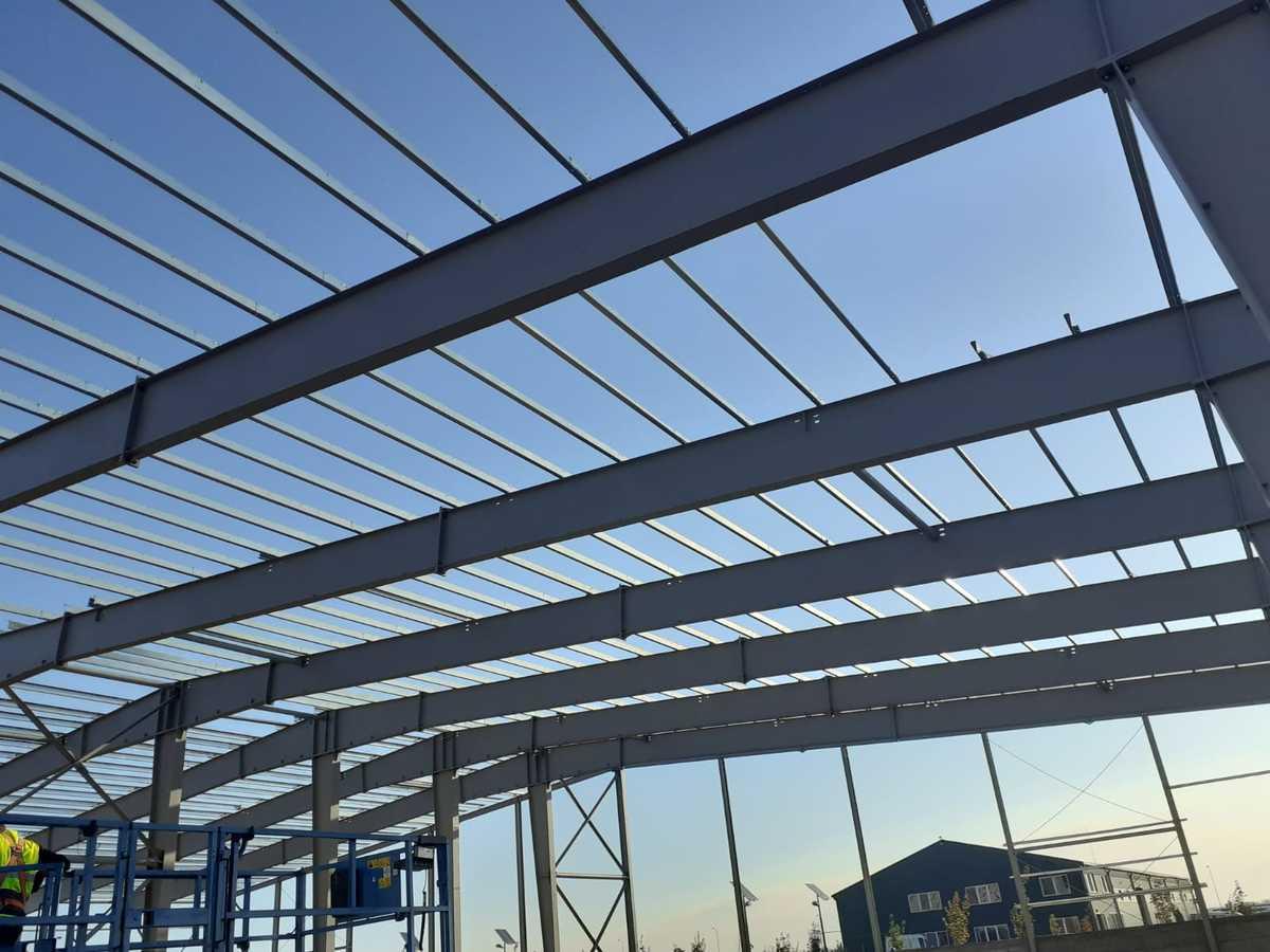 Asamblare Structura Metalica – Slobozia