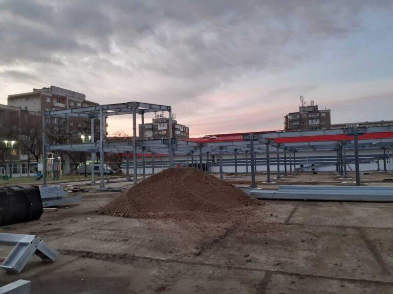 Parcare Auto – PORR Construct SRL – Arad