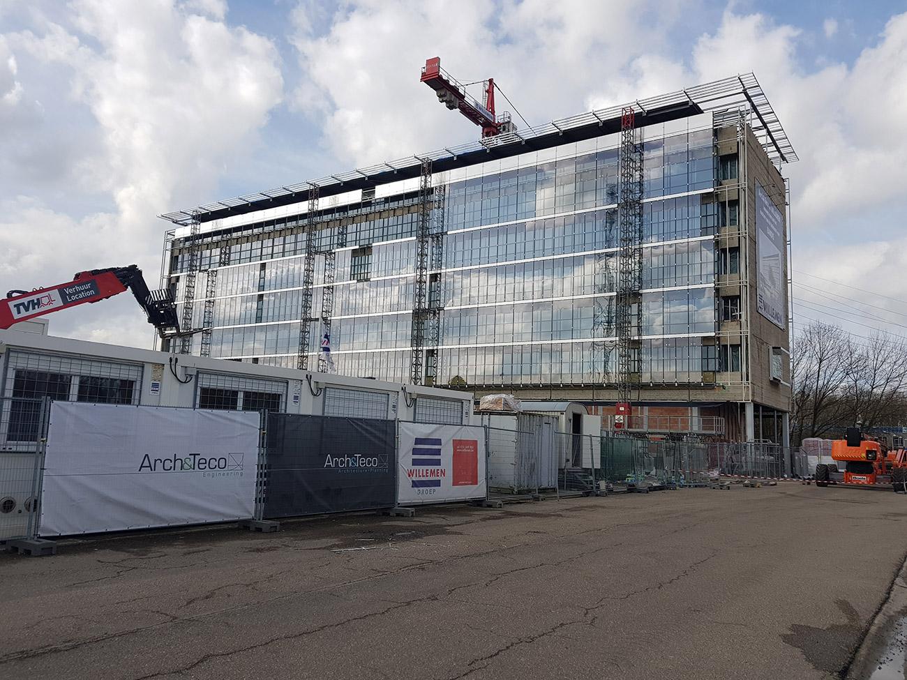 Proiect Fatada – Belgia