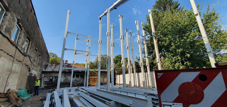 Structura Metalica – Apanova – Ploiesti